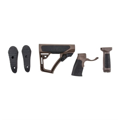 Buy Daniel Defense Ar-15 Furniture Set Collapsible Polymer