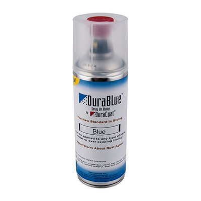Lauer Custom Weaponry Durablue Spray-On Blueing 12oz Aerosol - Durablue Aerosol-Blue