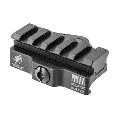 American Defense Manufacturing Quick-Release Accessory Mount - Picatinny Qd Mount 5-Lug