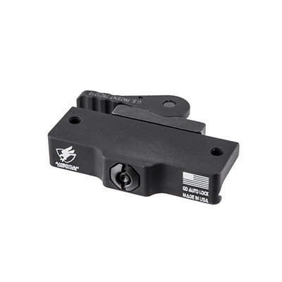American Defense Manufacturing C-More Railway Mount - C-More Railway Red Dot Mount