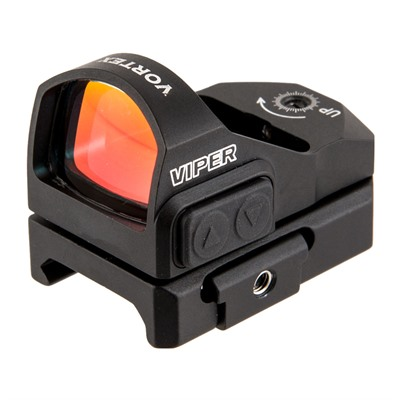 Vortex Optics Viper Reflex Sight - Viper Red Dot 6 Moa Dot