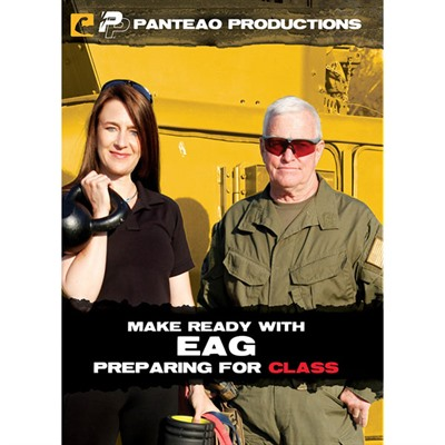 Panteao Productions 100-017-350 Make Ready With Eag: Preparing For Class