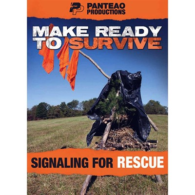 Panteao Productions 100-017-364 Make Ready To Survive: Signaling For Rescue