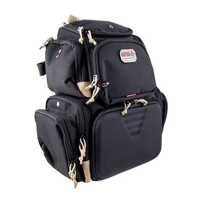 G.P.S. 100-017-523 Handgunner Backpack