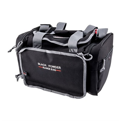 Black Powder Range Bag