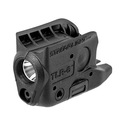 Streamlight Tlr-6 Subcompact Tactical Light/Laser - Glock 42/43 Tlr-6 Weapon Light & Laser Black