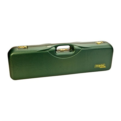 Negrini Cases Luxury Over Under Shotgun Case -