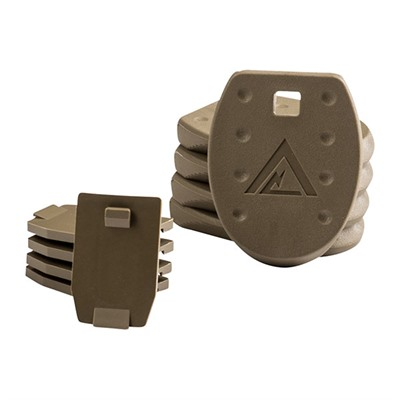 Vickers Tactical S&W M&P Magazine Floorplate - Vickers Tactical S&W M&P Magazine Floorplates-Fde