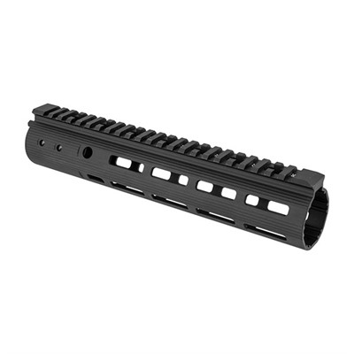 Ergonomic Modular Rail - V3 Black
