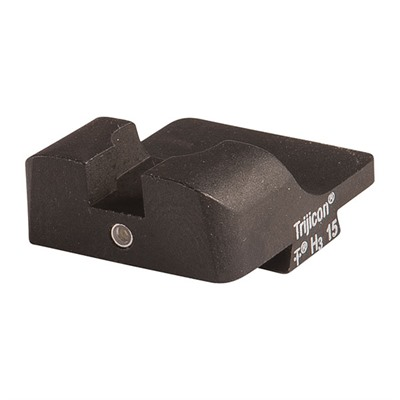 Tritium Rear Sights For Glock® 42/43 - Sevigny Carry 1 Lamp Rear Sight