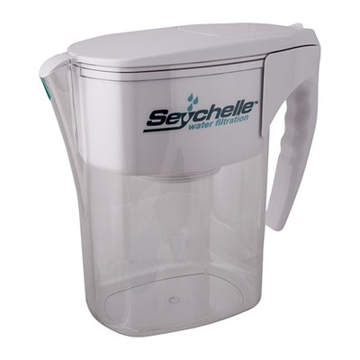 Seychelle Radiological Water Filtration Pitcher