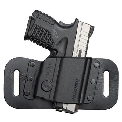 Reactor 5 Green Weapon Lasers - Springfield Xd-S Reactor 5 Green Laser With Hybrid Holster