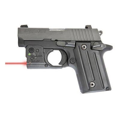 Viridian Reactor R5 R Red Lasers Sig P238 P938 Reactor 5 Red Laser With Hybrid Holster