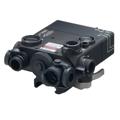 Steiner Optics Dbal I2 Dual Beam Visible And Ir Aiming Laser Dbal I2 Red Aiming Laser Matte Black USA & Canada