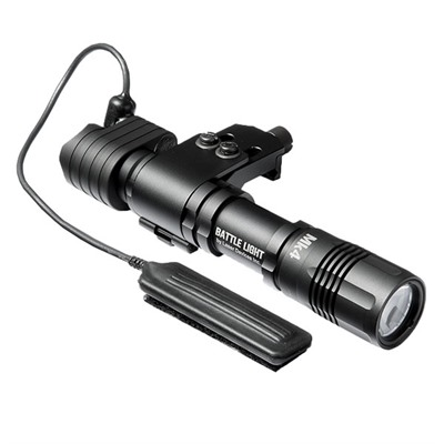 Steiner Optics Mk4 White Led Weapon Light