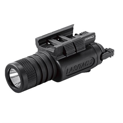 Steiner Optics Las/Tac 2 Weapon Lights - Las/Tac 2 Weapon Light Picatinny Rail