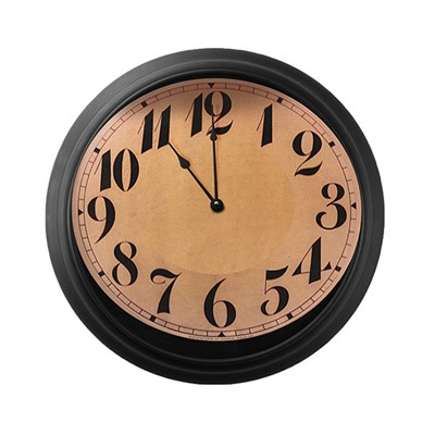 Tactical Walls Concealment Wall Clock