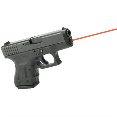 Lasermax, Inc Guide Rod Laser Sight - Guide Rod Red Laser Gen 4 Glock 26, 27