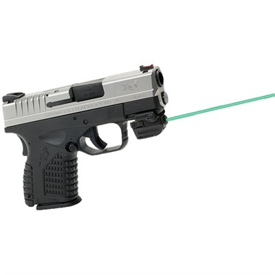 Micro Ii Rail Mounted Lasers - Micro Ii Green Rail Mounted Laser