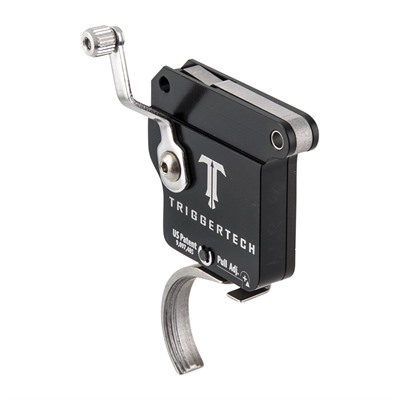 Triggertech Remington 700 Primary Triggers - Rem 700 Adjustable Trigger With Saftey Stainless