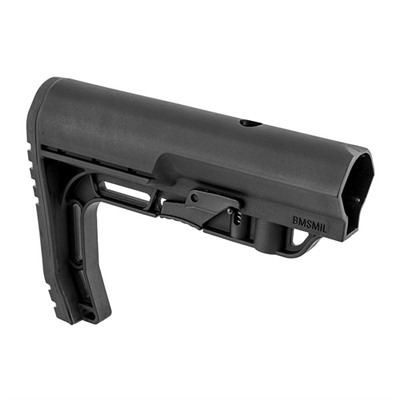 Mission First Tactical, Llc 100-018-066 Ar-15 Battlelink Minimalist Stock Collapsible Mil-Spec