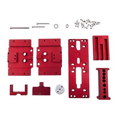 Ar-15/ 308 Ar 80% Lower Universal Jig & Tools - Ar-15 80% Lower Universal Jig