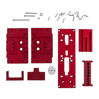 Ar-15/ 308 Ar 80% Lower Universal Jig & Tools - Ar-308 80% Lower Universal Jig