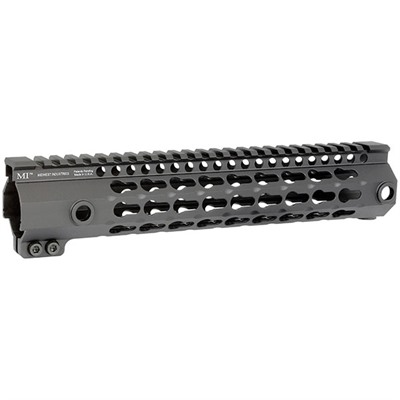 Ar-15/M16 G3 Free Float K-Series Keymod Handguards, Black