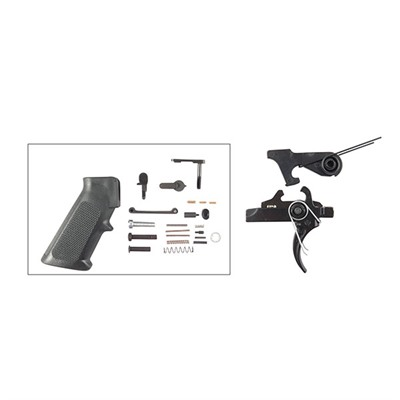 Brownells Ar-15 Lower Parts Kit W/ Geissele Triggers
