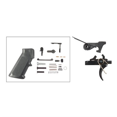 Buy Brownells Ar-15 Lower Parts Kit W/ Geissele Triggers