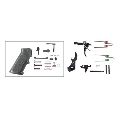 Brownells Ar-15 Enhanced Duty Trigger & Lower Parts Kit