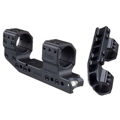 Spuhr Isms Picatinny Cantilever Mounts - 34mm 1.26