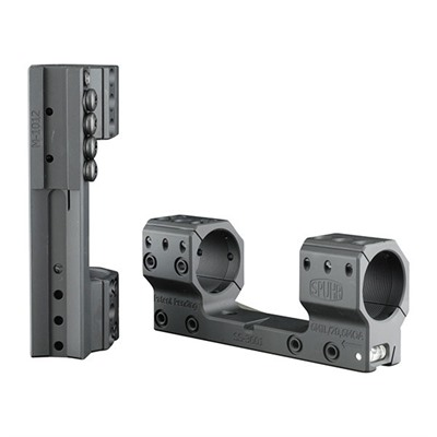 Spuhr Sauer Isms Direct Mounts - 34mm Isms Direct Mount 121mm Mounting Length 31 Moa