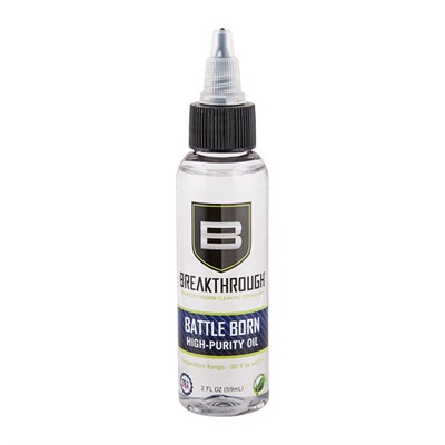 Breakthrough Clean Battle Born High Purity Oil