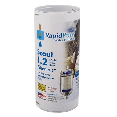 Rapidpure 100-018-340 Scout 1.2l Hydration System