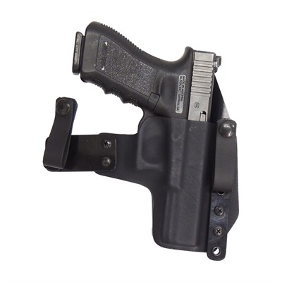 Raven Concealment Systems Appendix Carry Rig Holsters - Appendix Carry Rig-Glock 17/22/31-Black-Right Hand