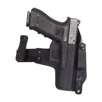 Appendix Carry Rig Holsters - Appendix Carry Rig-Glock 26/27/33-Black-Right Hand