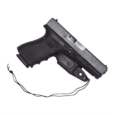 Vanguard 2 Holster With Lanyard For Glock® - Vanguard 2 Holster W/Lanyard-Glock Gen 3 & 4-Black