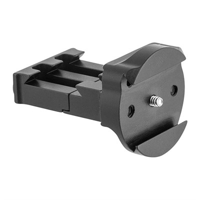 Slot-Lock Accessory Mount