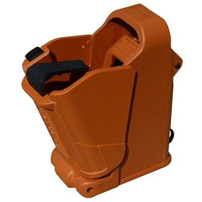 Semi-Auto Pistol Uplula Magazine Loader - Universal Pistol Magazine Loader-Orange Brown
