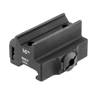 Midwest Industries Trijicon Acog Mini Quick Detach Mount - Trijicon Acog Mini Qd Mount