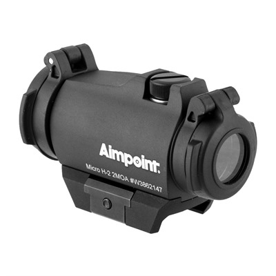 Aimpoint Micro H-2 Sight - H-2 2moa Sight W/Low Mount