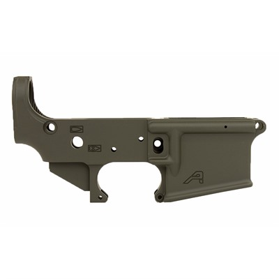 Aero Precision Ar-15 Stripped Lower Receiver, Od Cerakote - Ar-15/M16 Stripped Lower Receiver, Od Cerakote