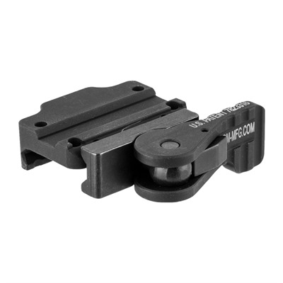 American Defense Manufacturing Trijicon Mro Low Mounts - Mro Low Mount, Tactical Lever, Black