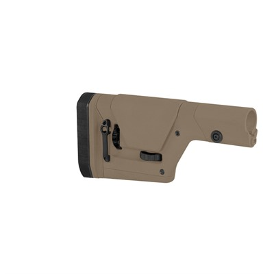 Magpul Ar-15/308 Ar Prs Gen 3 Precision Stock Adjustable Rifle Length - Ar-15 Prsgen3 Precision Stock Adjustable Rifle Length Fde
