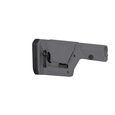 Magpul Ar-15/308 Ar Prs Gen 3 Precision Stock Adjustable Rifle Length - Ar-15 Prsgen3 Precision Stock Adjustable Rifle Length Gray