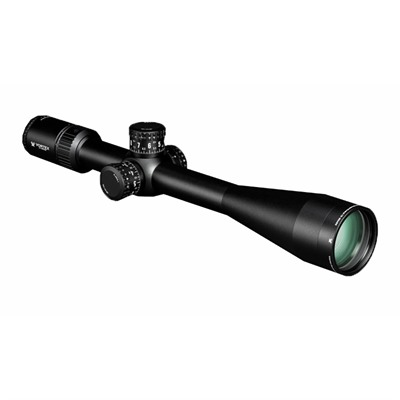 Vortex Optics Golden Eagle 15-60x52mm Scope - 15-60x52mm Ecr-1 Moa Matte Black