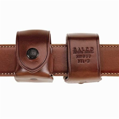 Belt Speed Loader Carrier For S&W - Belt Speed Loader S&W N Frame-Tan