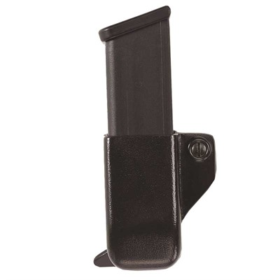 Kydex Single Mag Carrier - Kydex Single Mag Carrier .40 Staggered Polymer Mag-Black