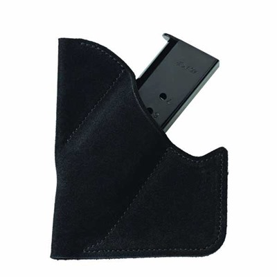 Pocket Magazine Carrier - Pocket Mag Carrier 9/40/45 Single Stack Mag-Black